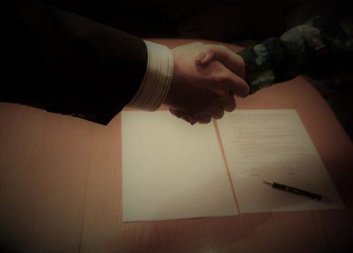 Vertragsabschluss1